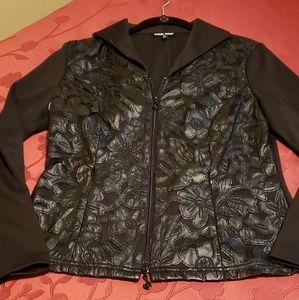 Samuel Dong zip blazer/jacket